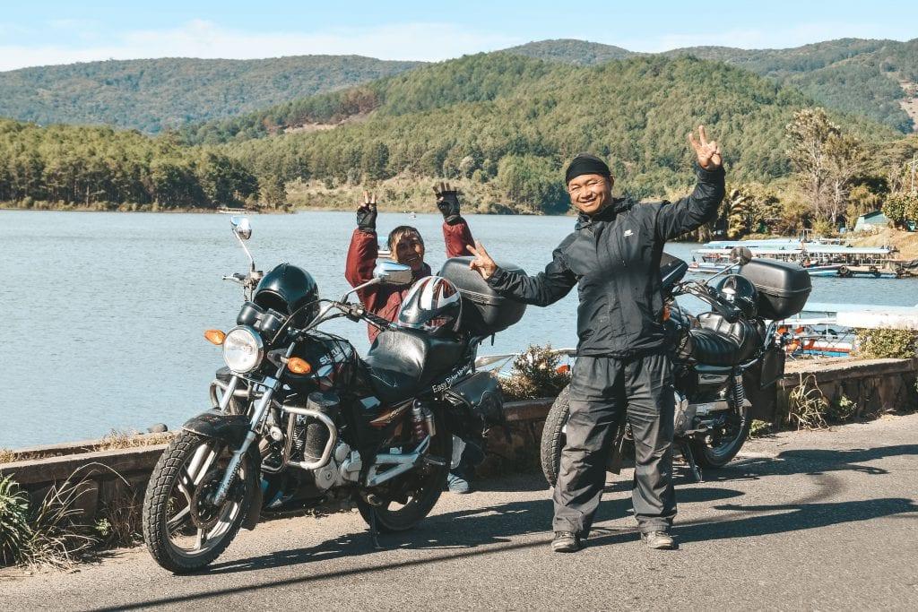 Easy Riders Vietnam.