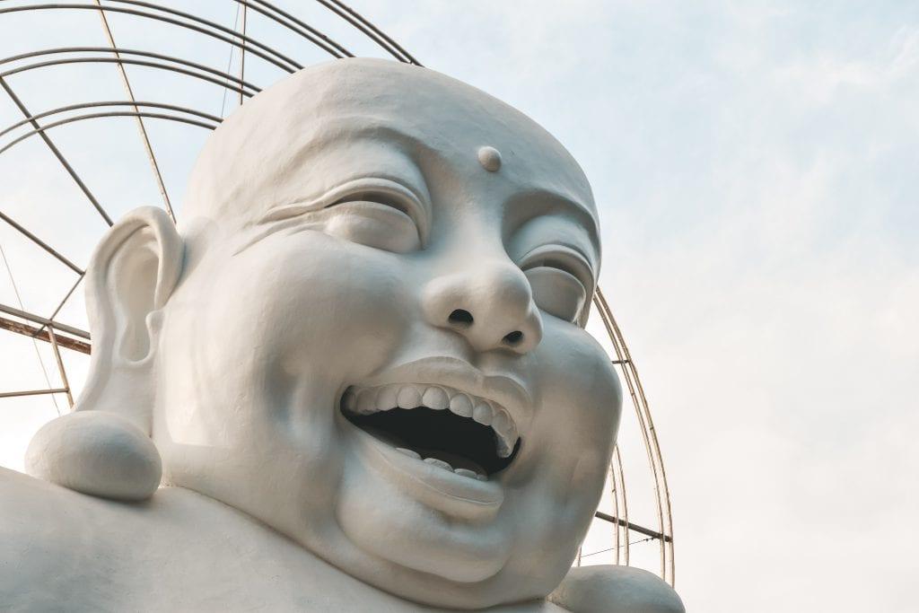 Laughing Buddha Vietnam.