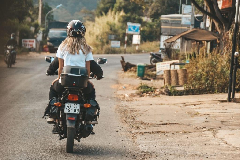 Easy Rider Dalat.