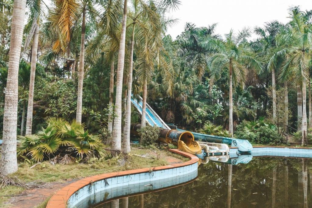 Waterpark Hué Vietnam.