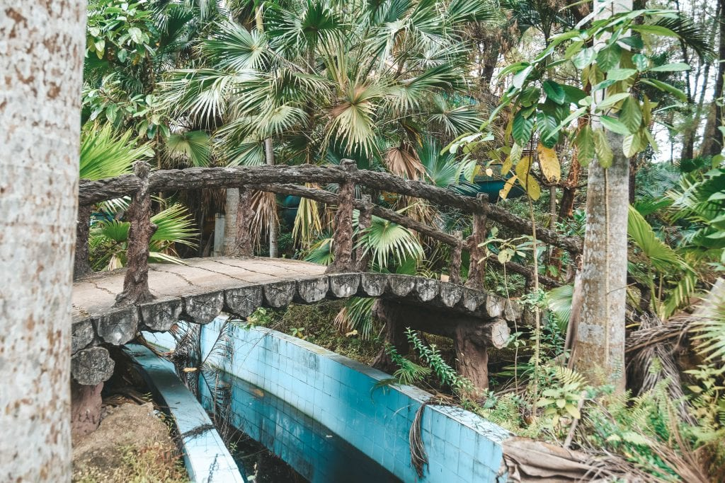 Ho Thuy Tien waterpark.