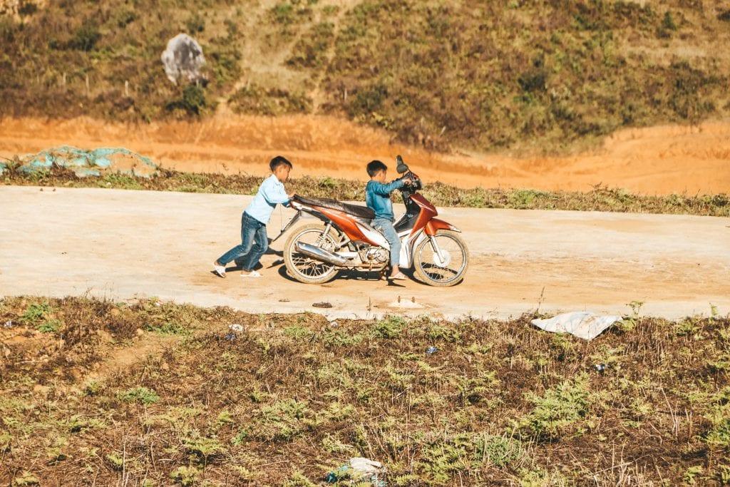 Vietnam route 3 weken backpacken.