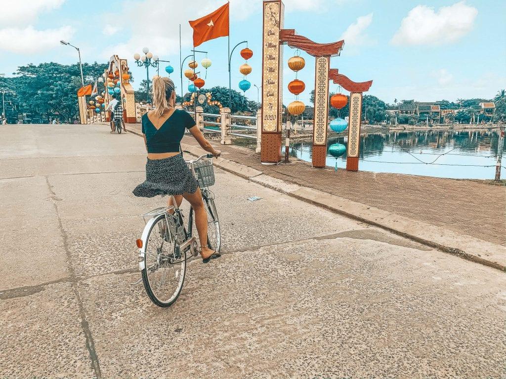 Route Vietnam 3 weken.