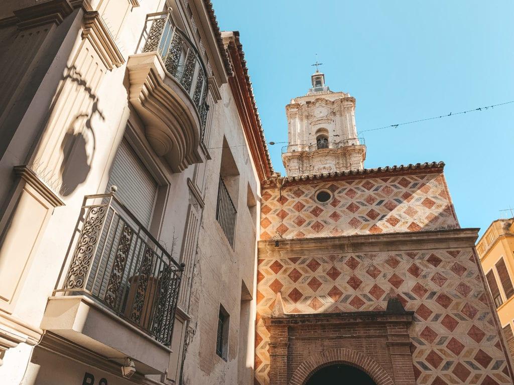 Bezienswaardigheden Malaga.