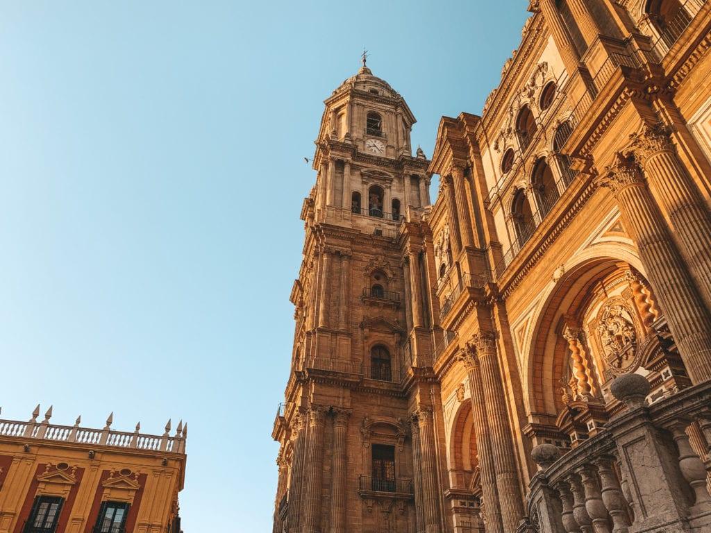 Architectuur Malaga.