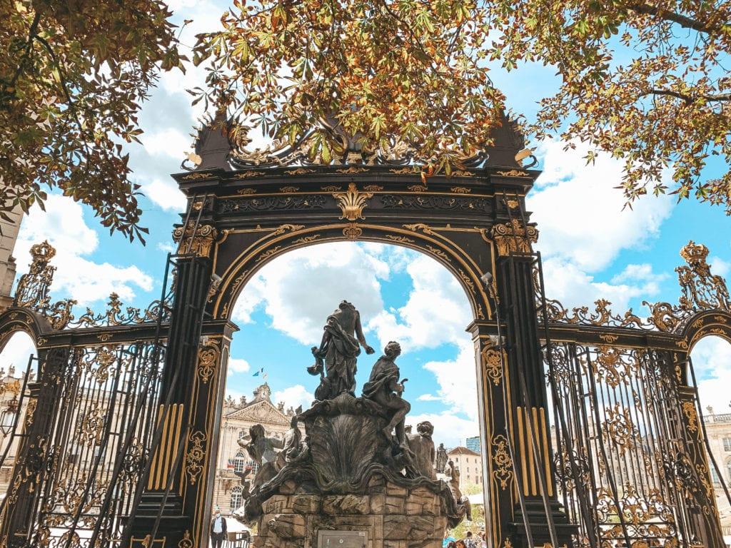 Place de Stanislas.