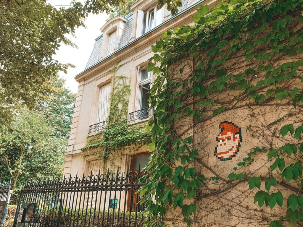 Nancy street-art.