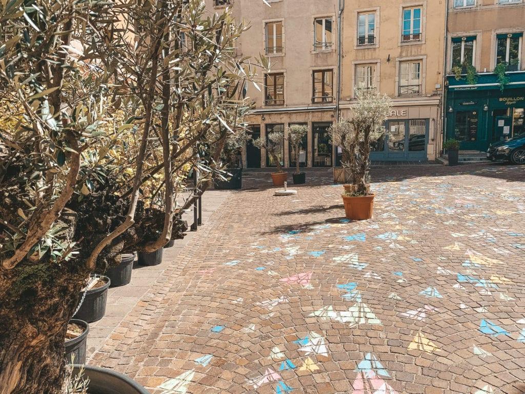 Rue des Maréchaux Nancy.