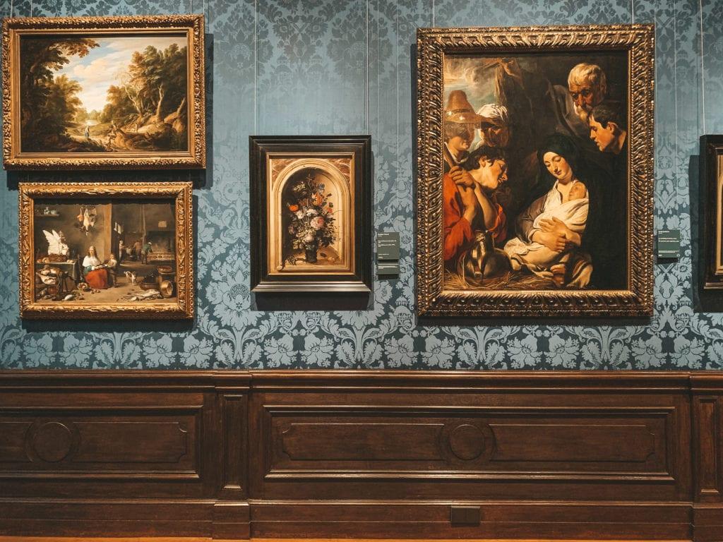 Musea Den Haag.