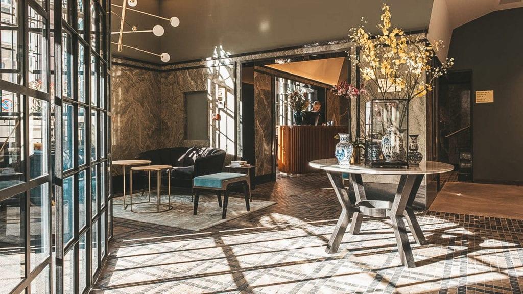 Hotel Indigo Den Haag.