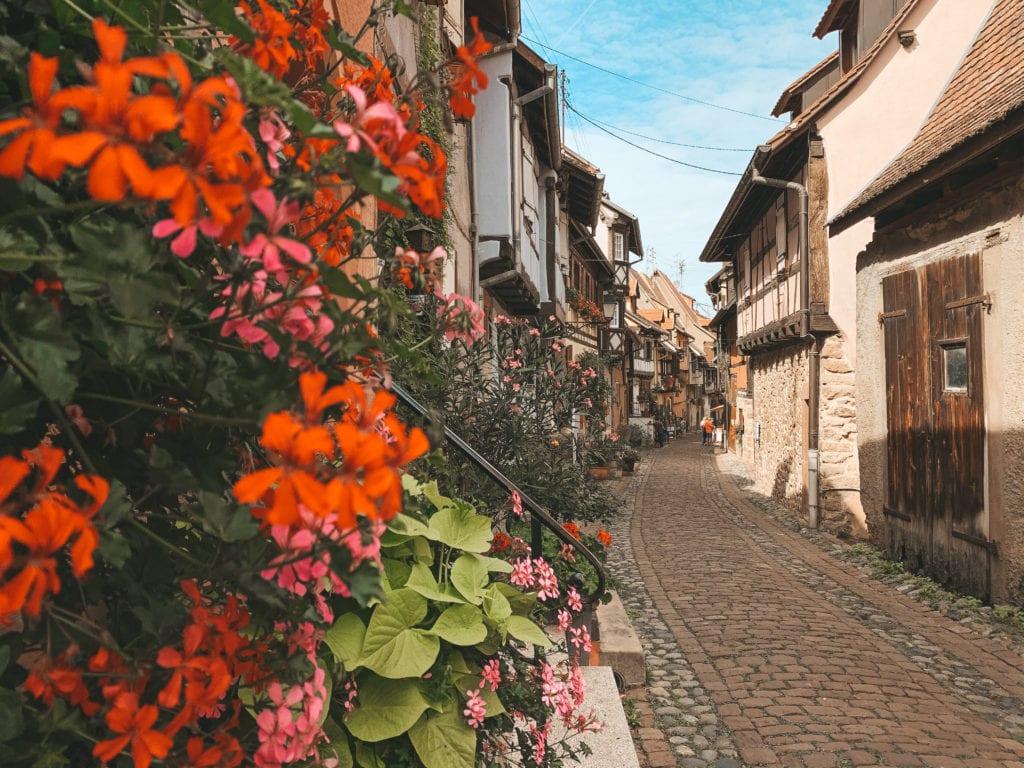 De mooiste dorpen van Frankrijk.